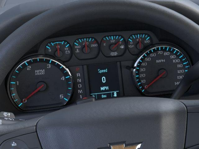 2019 Silverado 3500 Crew Cab 4x4,  Pickup #19C706 - photo 12