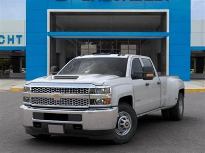 2019 Silverado 3500 Crew Cab 4x4,  Pickup #19C706 - photo 3