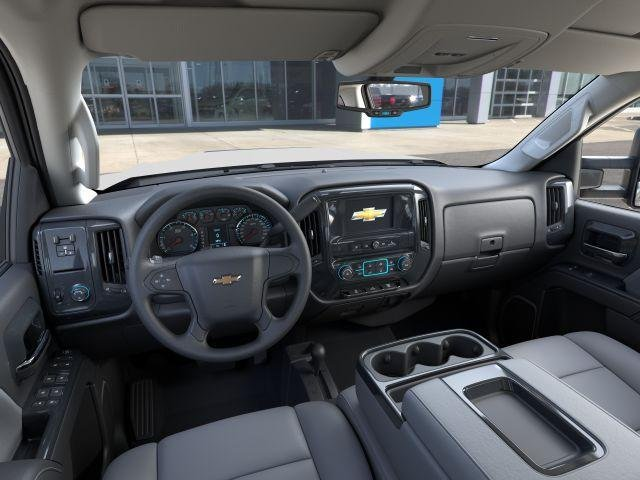2019 Silverado 3500 Crew Cab 4x4,  Pickup #19C707 - photo 10
