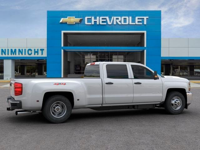 2019 Silverado 3500 Crew Cab 4x4,  Pickup #19C707 - photo 6