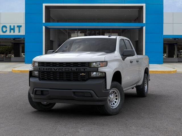 2019 Silverado 1500 Double Cab 4x2,  Pickup #19C756 - photo 4