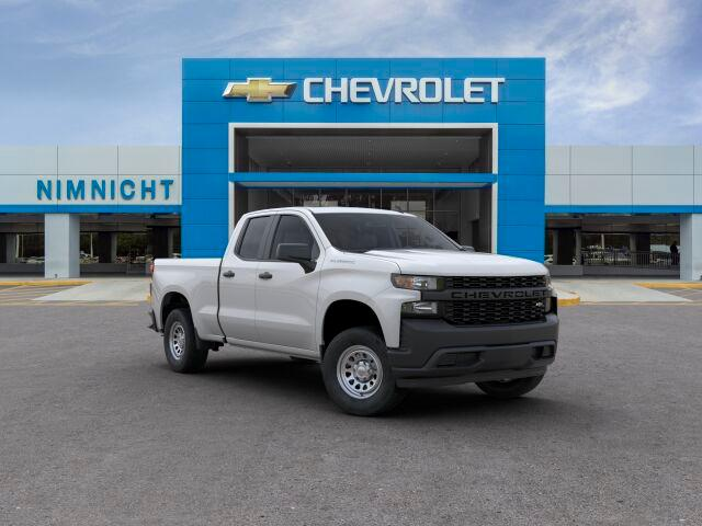 2019 Silverado 1500 Double Cab 4x2,  Pickup #19C760 - photo 1