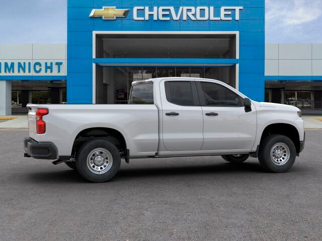 2019 Silverado 1500 Double Cab 4x2,  Pickup #19C765 - photo 6