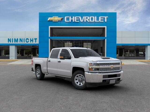 2019 Silverado 3500 Crew Cab 4x4,  Pickup #19C788 - photo 3