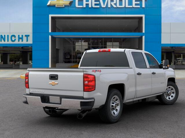 2019 Silverado 3500 Crew Cab 4x4,  Pickup #19C788 - photo 5