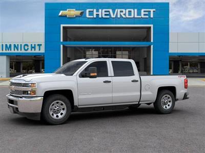 2019 Silverado 3500 Crew Cab 4x4,  Pickup #19C788 - photo 4