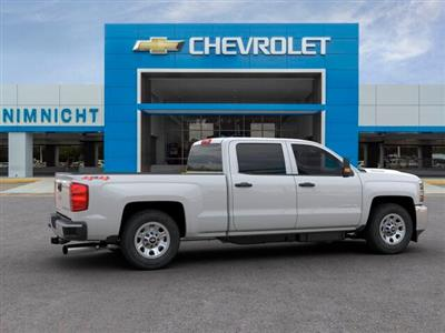 2019 Silverado 3500 Crew Cab 4x4,  Pickup #19C788 - photo 6
