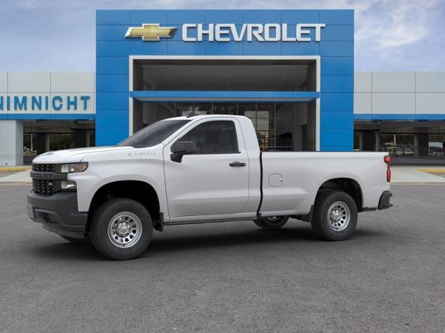 2019 Silverado 1500 Regular Cab 4x2,  Pickup #19C850 - photo 3