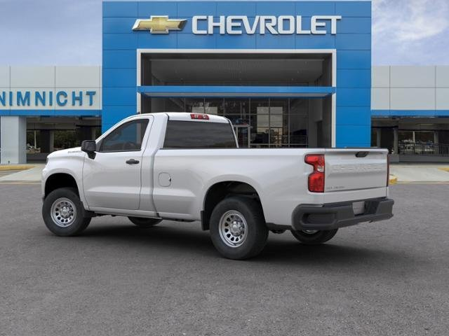 2019 Silverado 1500 Regular Cab 4x2,  Pickup #19C850 - photo 4