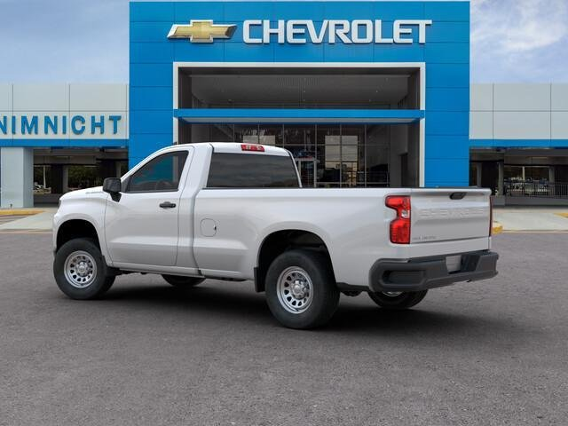 2019 Silverado 1500 Regular Cab 4x2,  Pickup #19C876 - photo 4