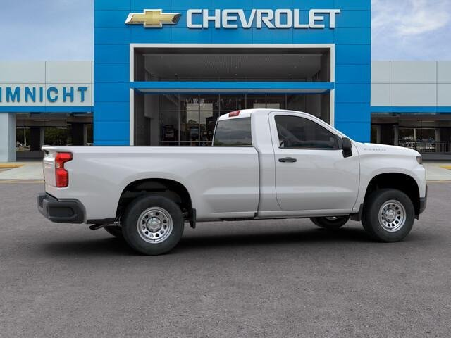 2019 Silverado 1500 Regular Cab 4x2,  Pickup #19C876 - photo 5
