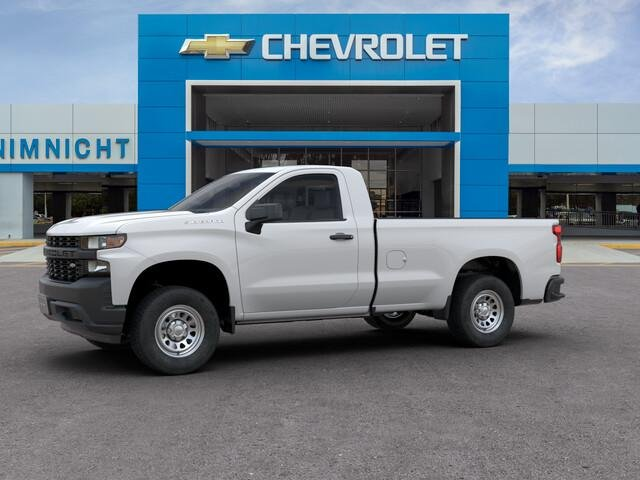 2019 Silverado 1500 Regular Cab 4x2,  Pickup #19C905 - photo 3