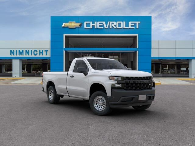 2019 Silverado 1500 Regular Cab 4x2,  Pickup #19C906 - photo 1