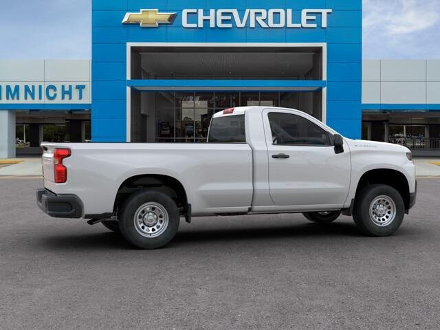 2019 Silverado 1500 Regular Cab 4x2,  Pickup #19C906 - photo 5