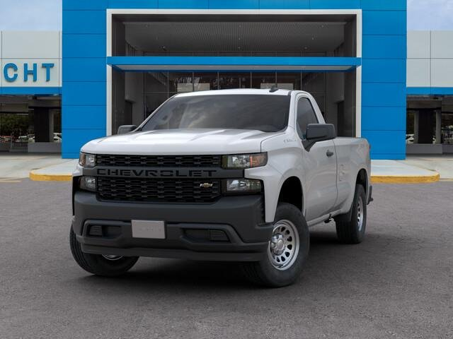 2019 Silverado 1500 Regular Cab 4x2, Pickup #19C913 - photo 6