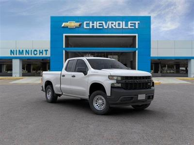 2019 Silverado 1500 Double Cab 4x2,  Pickup #19C941 - photo 1
