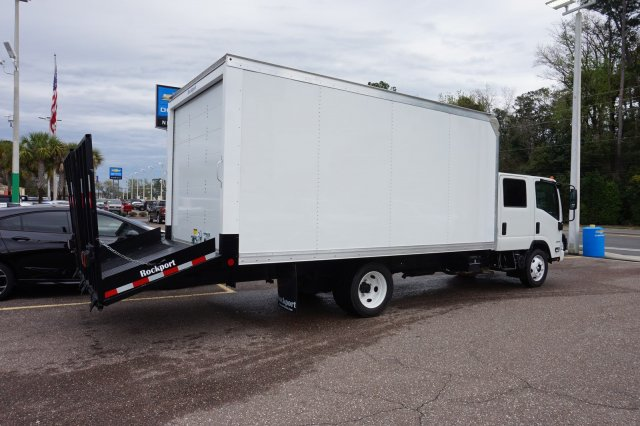 2019 LCF 4500 Crew Cab 4x2, Rockport Cutaway Van #19C993 - photo 1