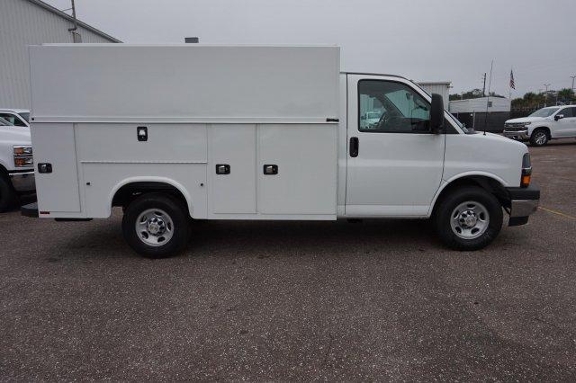 2019 Express 3500 4x2, Knapheide Service Utility Van #19G105 - photo 1