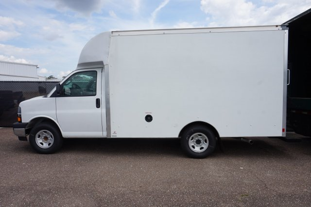 2019 Express 3500 4x2, Supreme Spartan Cargo Cutaway Van #19G108 - photo 2