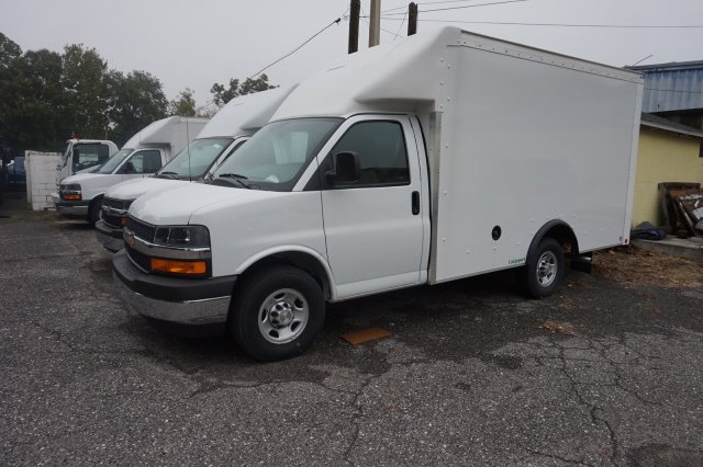2019 Express 3500 4x2, Rockport Cutaway Van #19G92 - photo 1