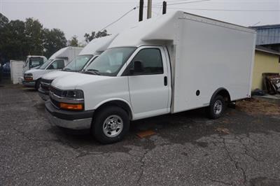 2019 Chevrolet Express 3500 4x2, Rockport Cargoport Cutaway Van #19G92 - photo 1
