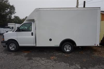 2019 Chevrolet Express 3500 4x2, Rockport Cargoport Cutaway Van #19G92 - photo 2