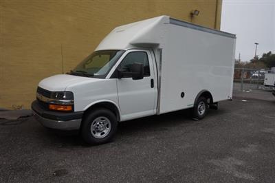 2019 Chevrolet Express 3500 4x2, Rockport Cargoport Cutaway Van #19G95 - photo 1