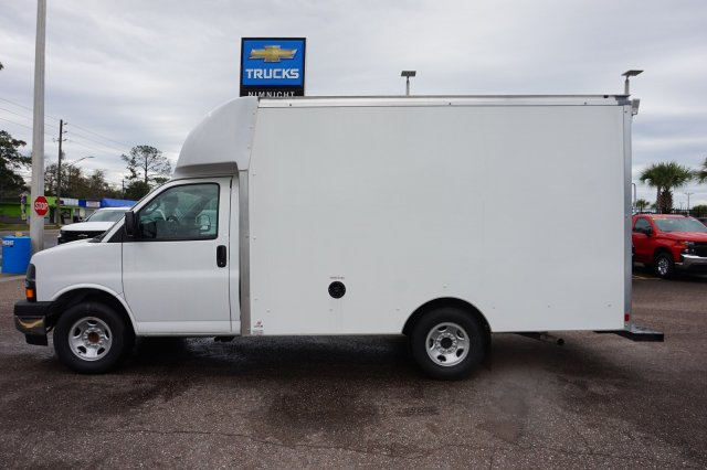 2019 Express 3500 4x2, Supreme Spartan Cargo Cutaway Van #19G99 - photo 7