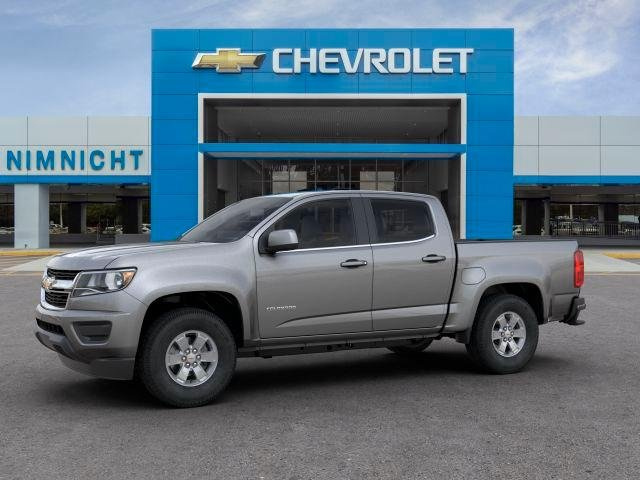 2019 Colorado Crew Cab 4x2,  Pickup #19S360 - photo 4