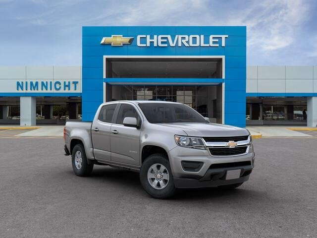 2019 Colorado Crew Cab 4x2,  Pickup #19S500 - photo 1