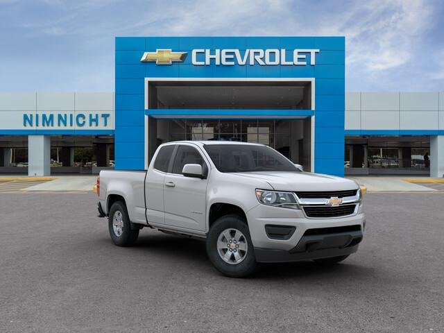 2019 Colorado Extended Cab 4x2,  Pickup #19S616 - photo 1