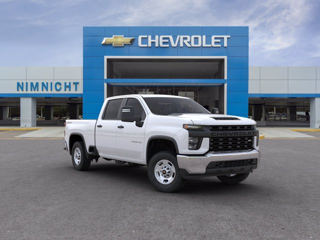 2020 Chevrolet Silverado 2500 Crew Cab 4x4, Pickup #20C1000 - photo 1
