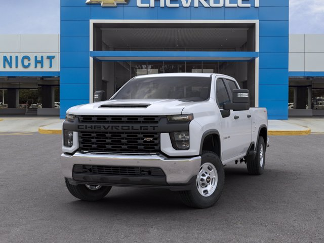 2020 Chevrolet Silverado 2500 Crew Cab 4x4, Pickup #20C1000 - photo 6