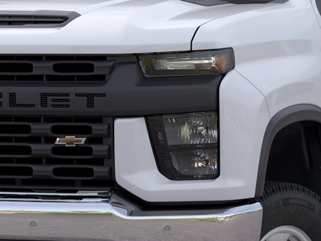 2020 Chevrolet Silverado 2500 Crew Cab 4x4, Pickup #20C1000 - photo 8