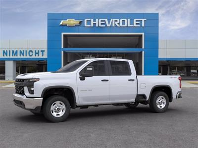 2020 Chevrolet Silverado 2500 Crew Cab 4x4, Pickup #20C1000 - photo 3