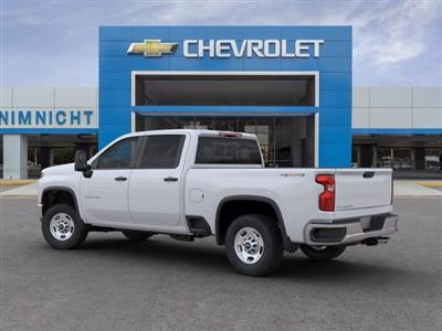 2020 Chevrolet Silverado 2500 Crew Cab 4x4, Pickup #20C1000 - photo 4
