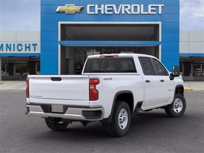 2020 Chevrolet Silverado 2500 Crew Cab 4x4, Pickup #20C1000 - photo 2