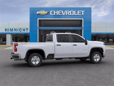 2020 Chevrolet Silverado 2500 Crew Cab 4x4, Pickup #20C1000 - photo 5