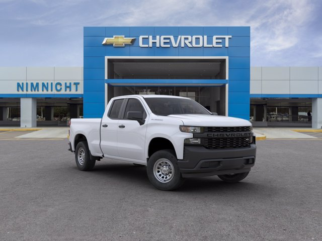 2020 Chevrolet Silverado 1500 Double Cab RWD, Pickup #20C1013 - photo 1