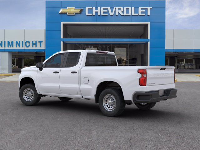 2020 Chevrolet Silverado 1500 Double Cab RWD, Pickup #20C1013 - photo 4