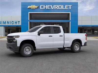 2020 Chevrolet Silverado 1500 Double Cab RWD, Pickup #20C1013 - photo 3