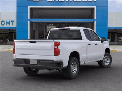 2020 Chevrolet Silverado 1500 Double Cab RWD, Pickup #20C1013 - photo 2