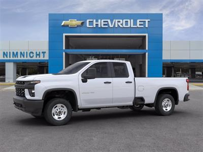 2020 Chevrolet Silverado 2500 Double Cab 4x2, Pickup #20C1020 - photo 3