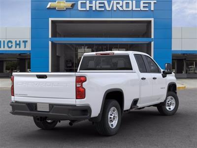 2020 Chevrolet Silverado 2500 Double Cab RWD, Pickup #20C1023 - photo 2