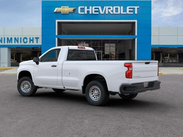2020 Silverado 1500 Regular Cab 4x2,  Pickup #20C108 - photo 4