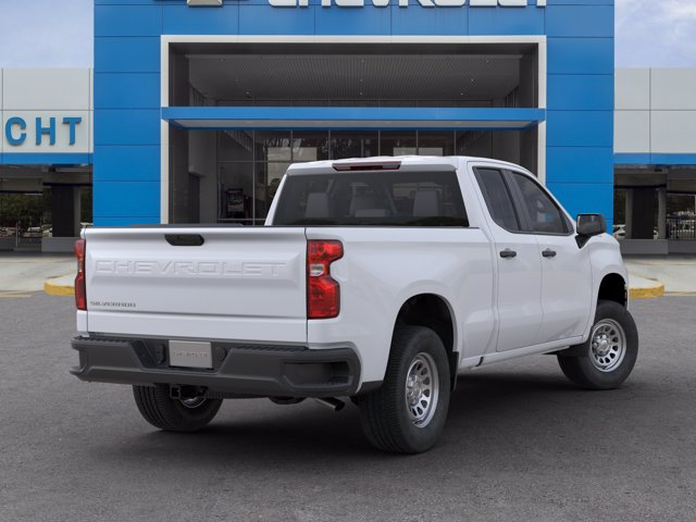 2020 Chevrolet Silverado 1500 Double Cab RWD, Pickup #20C1146 - photo 4