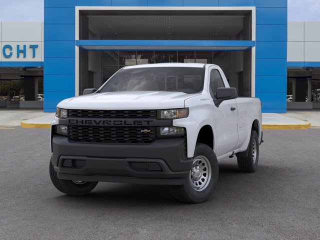 2020 Silverado 1500 Regular Cab 4x2, Pickup #20C117 - photo 6