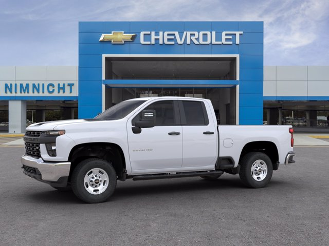 2020 Chevrolet Silverado 2500 Double Cab RWD, Pickup #20C1186 - photo 3