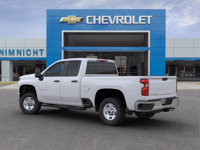 2020 Chevrolet Silverado 2500 Double Cab RWD, Pickup #20C1186 - photo 4