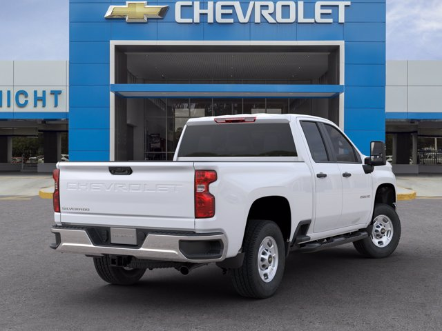 2020 Chevrolet Silverado 2500 Double Cab RWD, Pickup #20C1186 - photo 2